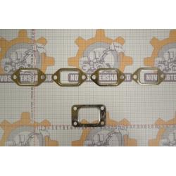 Прокладки выпускного коллектора YCD4R11G. Погрузчика Shanlin ZL20