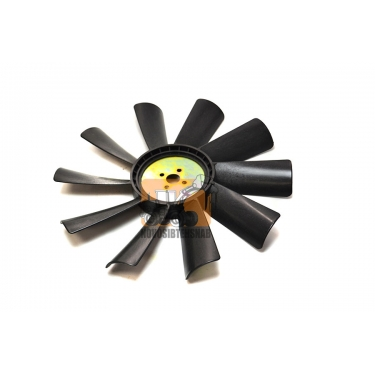 Вентилятор погрузчика 10 лопастей D490 мм