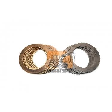 Фрикционные диски на АКПП ZL-30