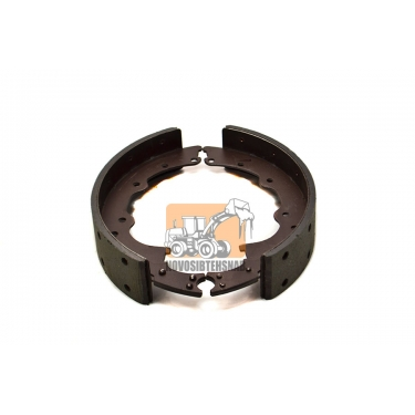 Колодка тормозная ZL-18 (барабанный тормоз)