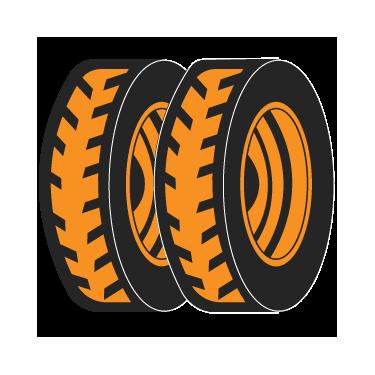 Камеры колесные, ободные ленты